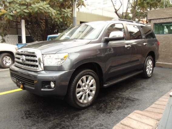 Toyota Sequoia 2012 Blindada Nivel 4 Plus Blindaje Blindados