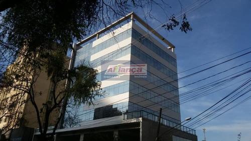 Andar Corporativo Para Alugar, 200 M² Por R$ 18.000/mês - Jd. Maia - Guarulhos/sp - Cód. Ac0007 - Ai14541