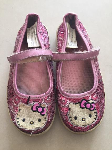 Zapatillas Guillerminas Kitty Importadas Numero 9 Usa