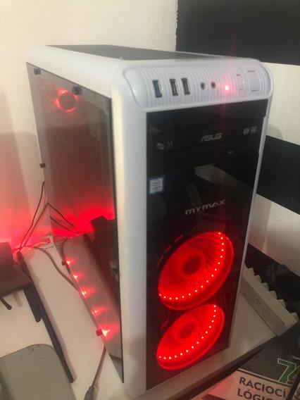 Pc Gamer I5 7400 - Gtx 1060 6gb - 8gb Ram