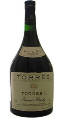 Brandy Torres 5 1.5 Litros