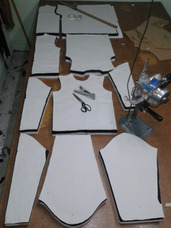 Taller De Costura Confeccion Molderia Corte - Jmh Textil