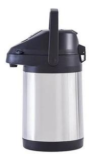 Garrafa Térmica Premium Aço Inox 3,0 Litros