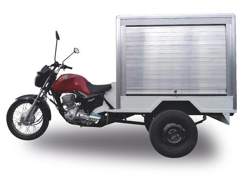 Triciclo Carga Baú Bebidas 160cc 0km 2019 2019 300kg