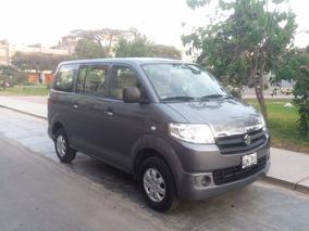 Minivan Suzuki Apv 2017 Full Con A/c