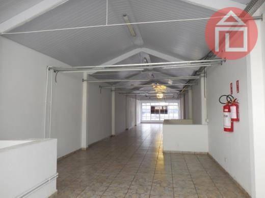 Salão Comercial Para Venda E Locação, Lavapés, Bragança Paulista. - Sl0004