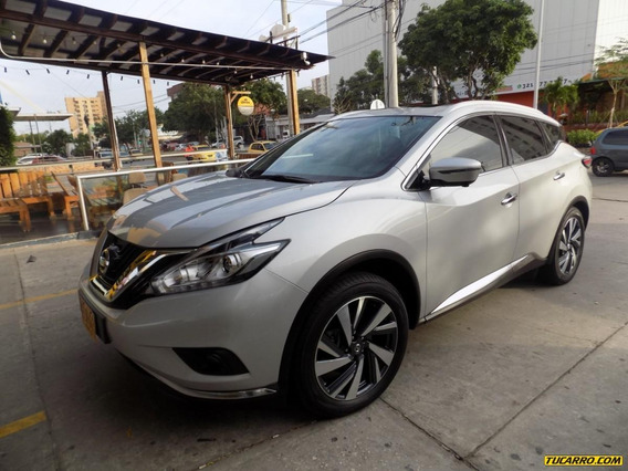 Nissan Murano Exclusive 3500cc
