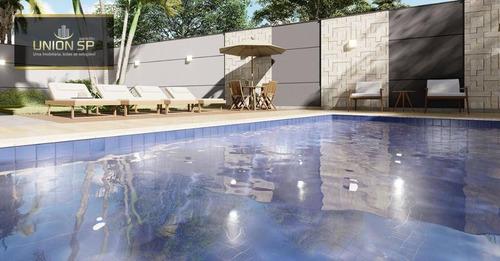 Cobertura Com 1 Dormitório À Venda, 65 M² Por R$ 409.500,00 - Vila Andrade - São Paulo/sp - Co1954