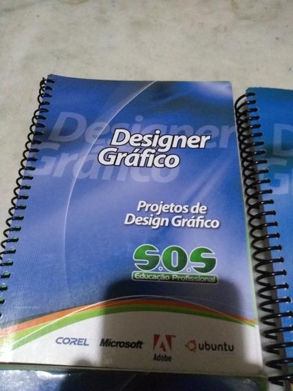 Apostilas S.o.s Educação Profissional Designer Gráfico