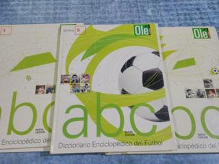 Abc Diccionario Enciclopédico Del Fútbol Más Libro De Regalo