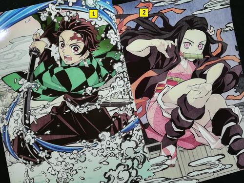 Posters A3 29x42cm Anime Kimetsu No Yaiba #1 / Niponmania