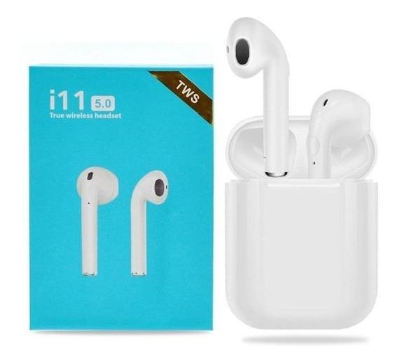 Fone Ouvido Bluetooth I11 5.0 Par Tws Sem Fio