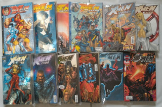 Gibis X-men Extra Editora Panini Lote Com 62 Gibis