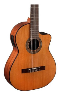 Guitarra Clásica Admira Malaga Ecf Con Eq Fishman - Cuotas