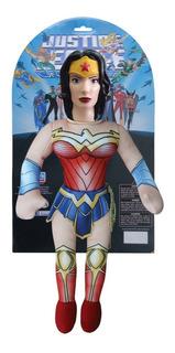 Muñeco Mujer Maravilla Liga De La Justicia Luz Y Sonido