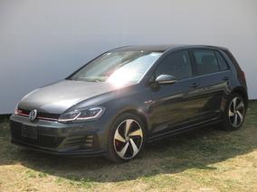 Volkswagen Golf Gti 2.0 Dsg Navegación Piel At Como Nuevo!