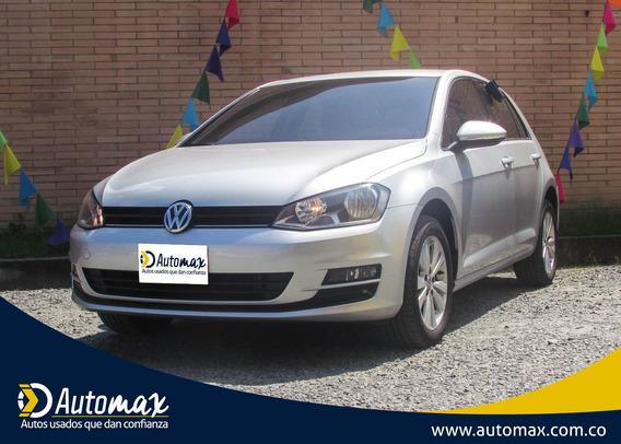 Volkswagen Golf Comfortline, At 1.6