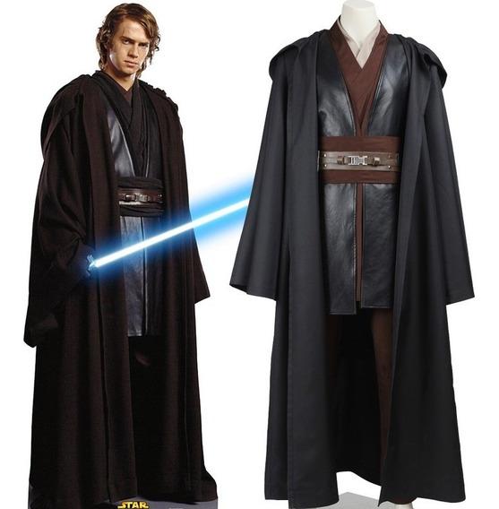 Oferta Capa De Anakin O De Jedi Cosplay Con Envío Gratis