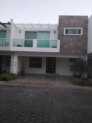 Casa Amueblada Ex Hacienda La Carcaña 3 Recámaras Cholula
