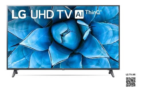 Imagen 1 de 10 de Smart Tv LG 43 Uhd 43un7310 4k Hdr Activo Quad Core Cuotas