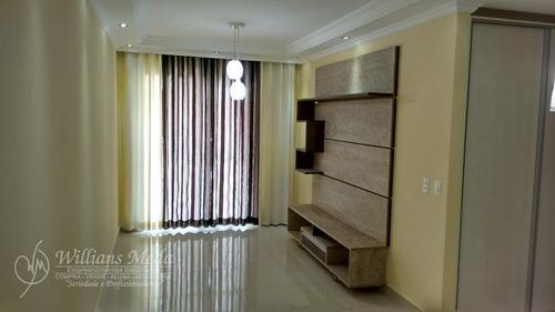 Imagem 1 de 15 de Apartamento Em Vila Rosalia  -  Guarulhos - 18736