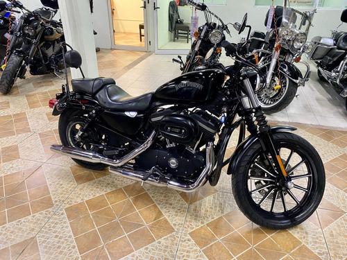 Imagen 1 de 9 de Harley Iron 883 (a540)