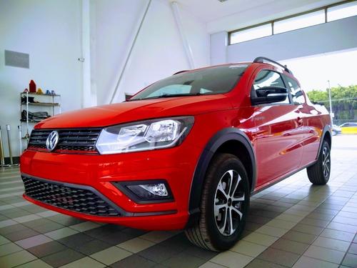 Volkswagen Saveiro 0km 2021 Min Anticipo/tu Usado + Cuotas N