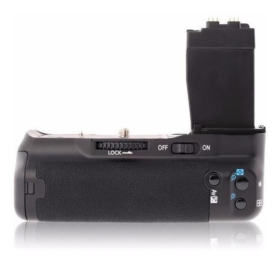 Grip Bateria Canon 550d 600d Rebel T5i T4i T3i T2i Bg-e8