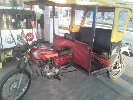 Motokar 125 Honda