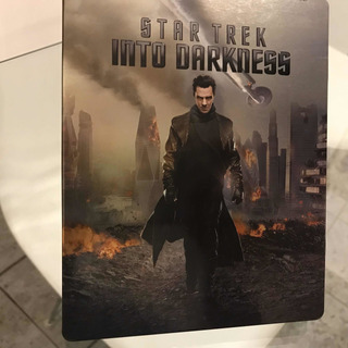 Star Trek Into Darkness Blu-ray Original Steelbook Recoleta