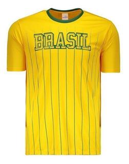 Camisa Brasil Xingu