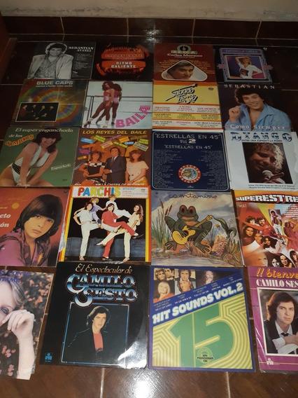 Vendo Discos De Vinilo Originales Cada Uno Sale $600.