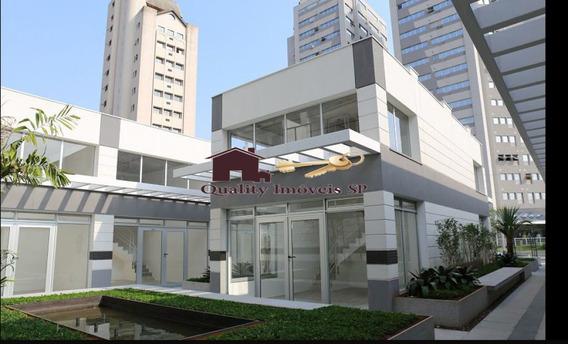 Lindas Salas Comerciais Na Barra Funda - Marquês Business Center - Qy2521