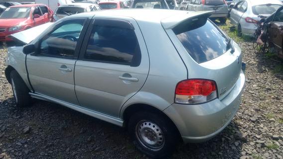 Sucata Fiat Palio 1.4 88cvs Flex 2008 Rs Caí Peças