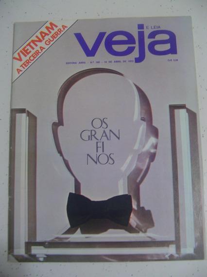 Revista Veja 189 Fusca 1 Milhão Itacambira Cotia Vasco 1972
