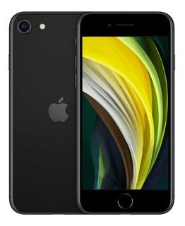 iPhone SE 2020 Negro 128gb Nuevo Liberado Cerrado Stock Ya
