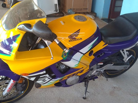 Moto Honda Cbr 600