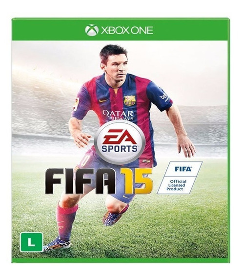 Fifa 15 Portugues Xbox One Midia Fisica Novo / Lacrado