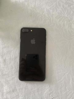 Celular iPhone 7 Plus Preto 128gb Usado Por 3 Anos