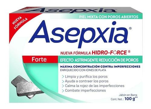 Asepxia Jabon Forte 30%