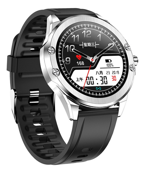 Relógio Inteligente Senbono S11 1,28 Polegadas 240* 240 Tft