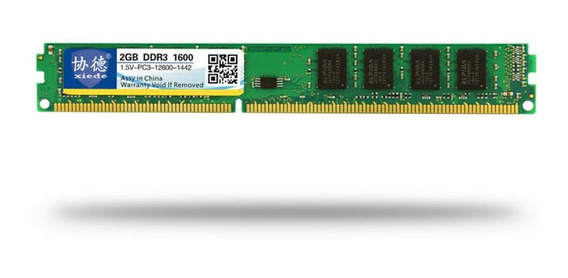 Ddr3 1600 2g/4g/8g Desktop Pc Memoria Módulo Pc3-12800 Total