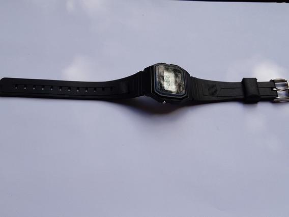 Relógio Casio F91w Funcionando Perfeitamente- Usado