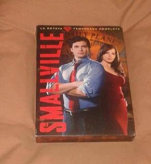 Smallville Temporada 8 Completa En Dvd