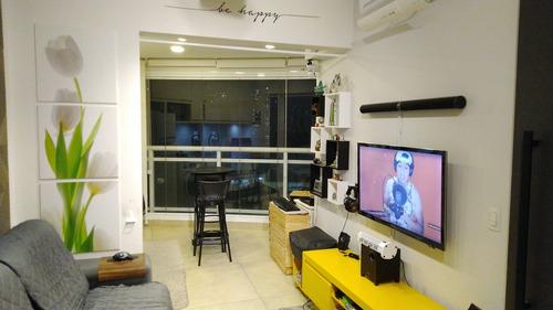 Apartamento 1 Dormitório Ao Lado Metro Marechal Com Vaga Car