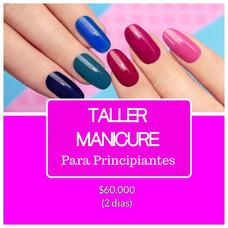 Curso De Manicure Taller Particular