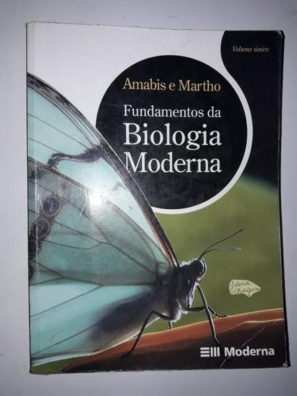 Biologia Amabis Volume Único