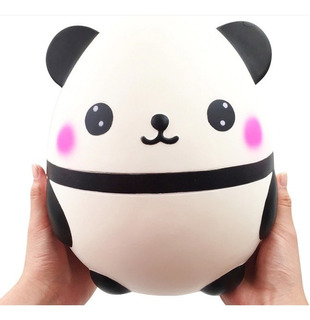 Squishy Super Jumbo Huevo Panda Muy Gigante Squishies Kawaii
