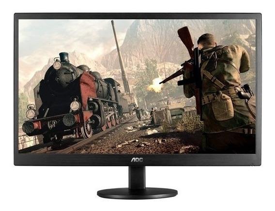 Monitor Led 21.5 Aoc E2270swn 1920x1080 Widescreen Full Hd