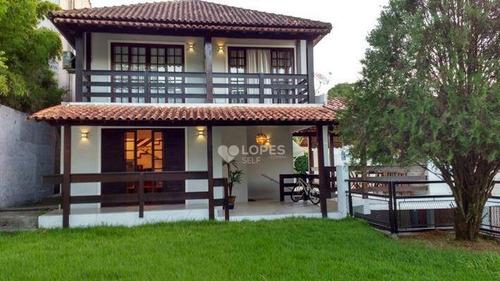 Imagem 1 de 29 de Casa Com 5 Quartos, 234 M² Por R$ 990.000,00 - Baldeador - Niterói/rj - Ca16039